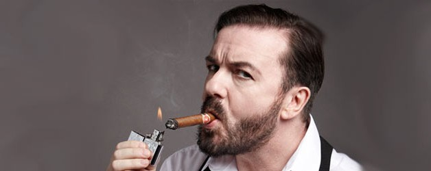 Ricky Gervais es cristiano